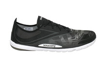 saucony Men's Hattori LC black/white